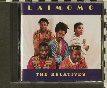 Laimomo: The Relatives, FonTonFrom Music Pr.(), D, 1996 - CD - 84161 - 10,00 Euro