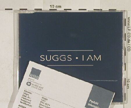 Suggs (Madness): I Am(radio), 1Tr. Promo, Facts, WEA(), D, 98 - CD5inch - 90159 - 4,00 Euro
