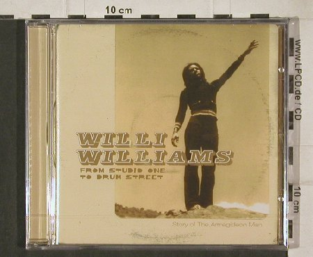 Williams,Willi: From Studio One to Drum Street, DrumStreet(), FS-New, 2000 - CD - 90480 - 7,50 Euro