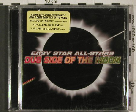 Easy Star All-Stars: Dub Side of the Moon, FS-New, Easy Star(ES-1012), US, 2003 - CD - 90590 - 6,00 Euro