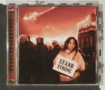 Headcornerstone: Stand Strong, FS-New, Soulfire(), EU, 2004 - CD - 91121 - 11,50 Euro