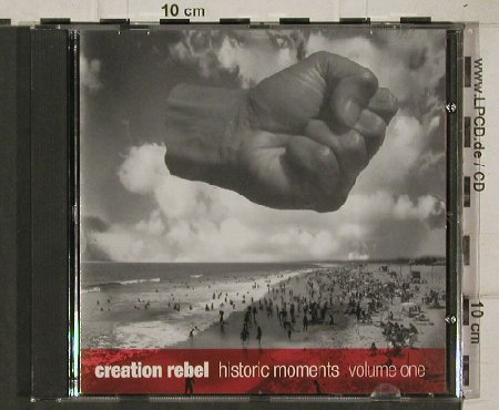 Creation Rebel: Historic Moments Vol.1, ON-U(CD 72), , 1994 - CD - 91213 - 10,00 Euro