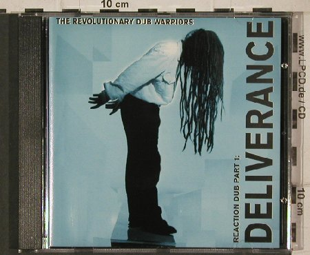 Revolutionary Dub Warrior: Reaction Dub Part 1: Deliverance, On-U(68), D, 1994 - CD - 91219 - 12,50 Euro