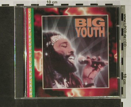 Big Youth: Live At Reggae Sunsplash(83),FS-New, Night & Day(NDCD 005), F, 1994 - CD - 92879 - 9,00 Euro