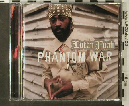 Fyah,Luton: Phantom War, FS-New, Greensleeves Rec.(), UK, 2006 - CD - 93582 - 10,00 Euro