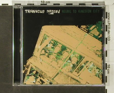 Transdub Massiv: Negril To Kingston City, FS-New, Nocturne(NTCD 728), F, 2005 - CD - 93692 - 10,00 Euro