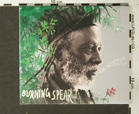 Burning Spear: Our Music, FS-New, Nocturne(NTcd 155), I, 2005 - CD - 93757 - 11,50 Euro