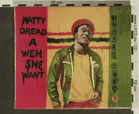 Andy,Horrace: Natty Dread A Wehshe Want, FS-New, Trojan(), EU, 2006 - CD - 94507 - 10,00 Euro