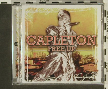 Capleton: Free Up, FS-New, Penitentiary Rec.(PENcd2039), , 2006 - CD - 94531 - 10,00 Euro