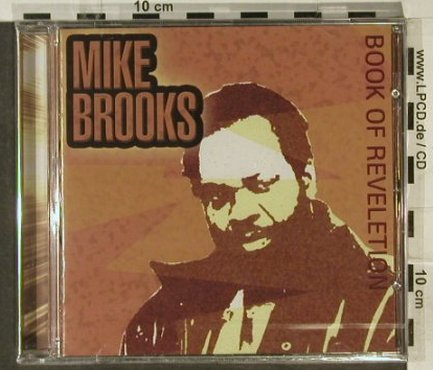 Brooks,Mike: Book of Reveletion, FS-New, Nocturne(), F, 2001 - CD - 94747 - 7,50 Euro