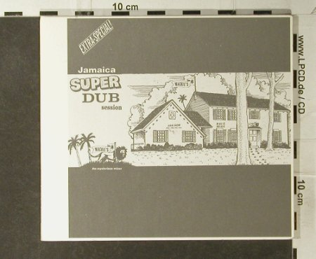 Jamaica Super Dub Session: Same, Digi, Wackies(), , 1983 - CD - 94972 - 10,00 Euro