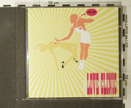 Love Clinic: Same, Ariwa(ARICD157), UK,  - CD - 95135 - 10,00 Euro