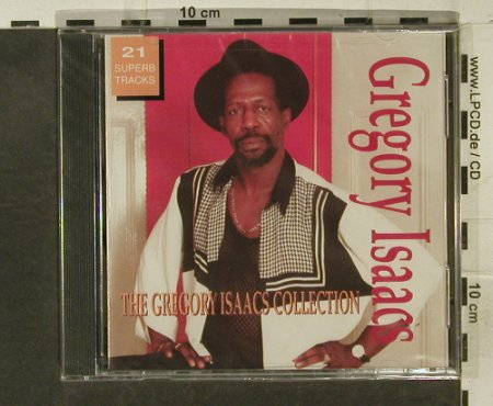 Isaacs,Gregory: The G.I.Collection, FS-New, Rhino(RNCD2102), EEC,  - CD - 95280 - 10,00 Euro