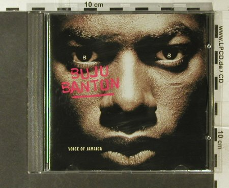Banton,Buju: Voice Of Jamaica, PolyGram(518 013-2), EU, 1994 - CD - 95438 - 10,00 Euro