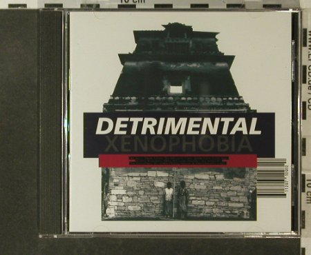 Detrimental: Xenophobia, CookVinyl(), UK, 95 - CD - 95793 - 10,00 Euro