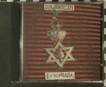 Dub Syndicate: Echomania, ON-U Sound(24), UK, 1993 - CD - 95856 - 10,00 Euro