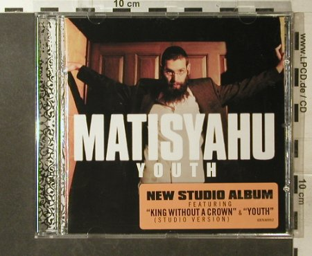 Matisyahu Youth: Same, Epic(), EU, 2006 - CD - 95949 - 10,00 Euro