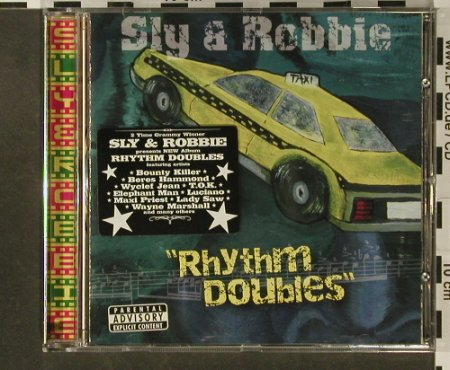 Sly & Robbie: Rhythm Doubles, Rootdown(), D, 2006 - CD - 96676 - 7,50 Euro