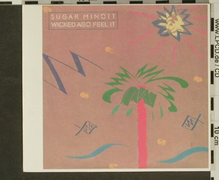 Sugar Minott: Wicked ago feel it, Digi, Wackies(1718), I,  - CD - 96990 - 7,50 Euro