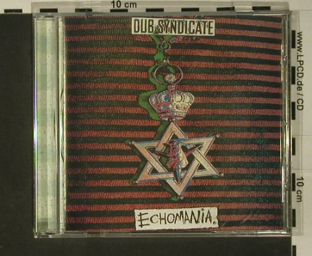 Dub Syndicate: Echomania, ON-U Sound(24), D, 1993 - CD - 97773 - 5,00 Euro