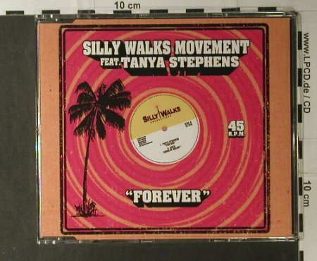 Silly Walks Movement: 4 Tr.-V.A., Four Music(673156 2), A, 2002 - CD5inch - 98151 - 3,00 Euro