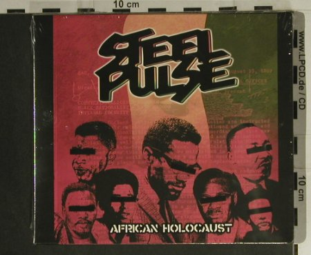 Steel Pulse: African Holocaust, FS-New, Sanctuary(), US, 2004 - CD - 98505 - 14,00 Euro