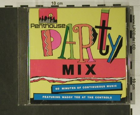 V.A.Party Mix: 60 Minutes Of Continueous Music, Penthouse(PHLC-1997), CDN, 1997 - CD - 98801 - 12,50 Euro