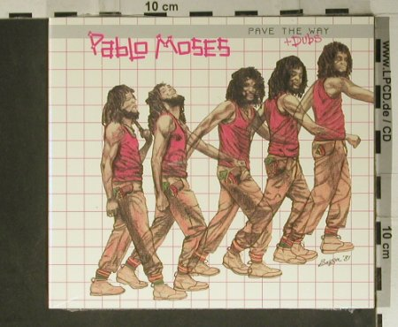 Moses,Pablo: Pave The Way + Dubs, FS-New, Young Tree(OTCD984), F, 2005 - 2CD - 98808 - 17,50 Euro