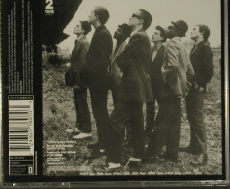 Specials: Same(79), remastered,video, 2 Tone/EMI(5 37697 0), EU, 2002 - CD - 99211 - 10,00 Euro
