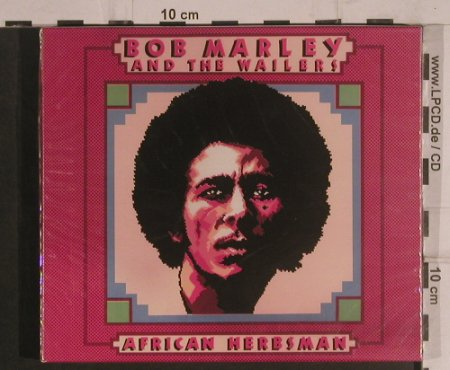 Marley,Bob & The Wailers: African Herbsman, FS-New, Trojan(TJCCD064), UK, 2003 - CD - 99556 - 11,50 Euro