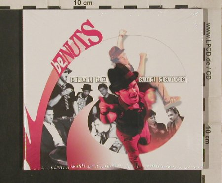 BeNuts: Shut up and Dance, Digi, vg+/vg+, GLM(IM 009-2), D, 2009 - CD - 99992 - 10,00 Euro