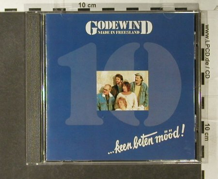 Godewind: ..Keen Beten Mööd!, Brook/da Music(76521), D, 1989 - CD - 50330 - 7,50 Euro