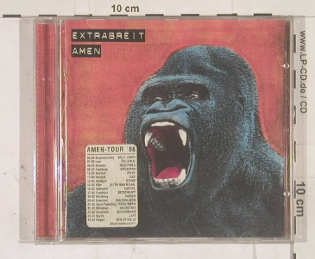 Extrabreit: Amen, BMG(), EEC, 98 - CD - 50553 - 7,50 Euro