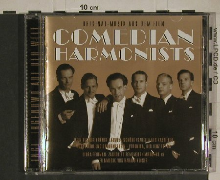Comedian Harmonists: Original-Musik aus dem Film, His Masters Voice(4 93146 2), NL, 1997 - CD - 51309 - 5,00 Euro