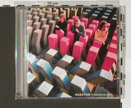 Reaktor: Hyperdemension, Bastard(), EU, 04 - CD - 53086 - 7,50 Euro