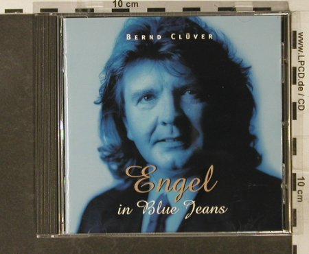 Clüver,Bernd: Engel In Blue Jeans, Global(), EC, 1996 - CD - 53456 - 5,00 Euro