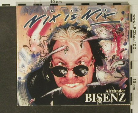 Bisenz,Alexander: Nix Is Nix, Digi, Columbia(478000 2), EU, 1995 - CD - 53660 - 5,00 Euro