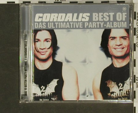Cordalis: Best of-Das Ultimative Party Album, EMI(), EU, 01 - CD - 53990 - 5,00 Euro