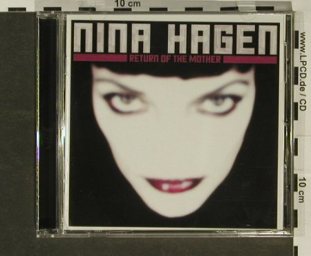 Hagen,Nina: Return Of The Mother, Virgin(), EU, 00 - CD - 54334 - 5,00 Euro