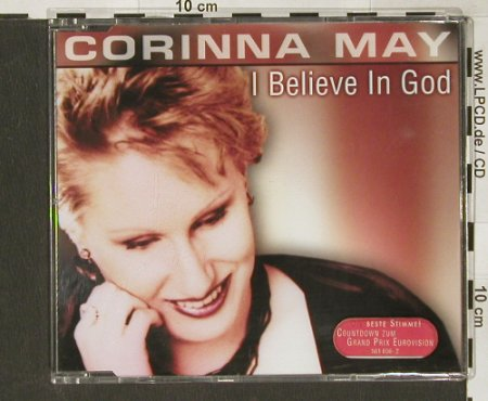 May,Corinna: I Believe In God*4, Polyd.(), EU, 00 - CD5inch - 54786 - 2,50 Euro