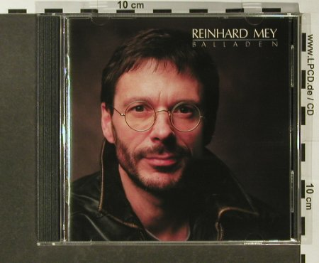 Mey,Reinhard: Balladen, Intercord(INT 860.222), NL, 1988 - CD - 55098 - 10,00 Euro