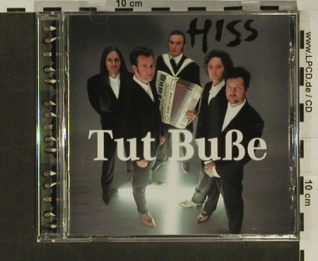 Hiss: Tut Buße, Intercord(), EU, 98 - CD - 55738 - 4,00 Euro