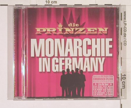 Prinzen: Monarchie in Germany, BMG(), EU, 03 - CD - 56708 - 10,00 Euro