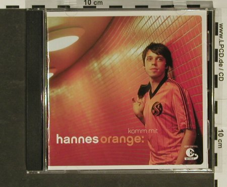 Hannes Orange: Komm mit, BMG(), , 02 - CD - 57007 - 2,50 Euro