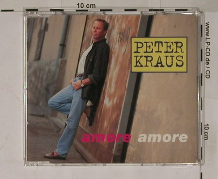 Kraus,Peter: Amore Amore+2, Herzklang(), A, 1996 - CD5inch - 57974 - 2,50 Euro