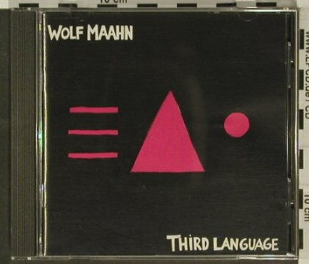 Maahn,Wolf: Third Language, EMI(), D, 1988 - CD - 58683 - 6,00 Euro