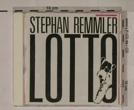 Remmler,Stephan: Lotto, Mercury(), D,  - CD - 58943 - 7,50 Euro