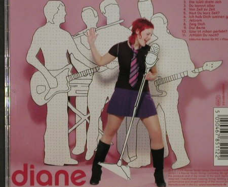 Diane: Das Album, Warner(), EU, 2005 - CD - 59060 - 10,00 Euro