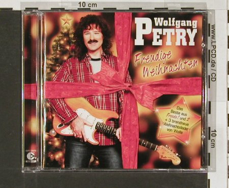 Petry,Wolfgang: Freudige Weihnacht, BMG(), D, 03 - CD - 60025 - 5,00 Euro