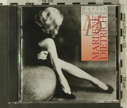 Dietrich,Marlene: Berlin Hollywood, 18 Tr., Ceraton(), D, 2000 - CD - 60312 - 4,00 Euro